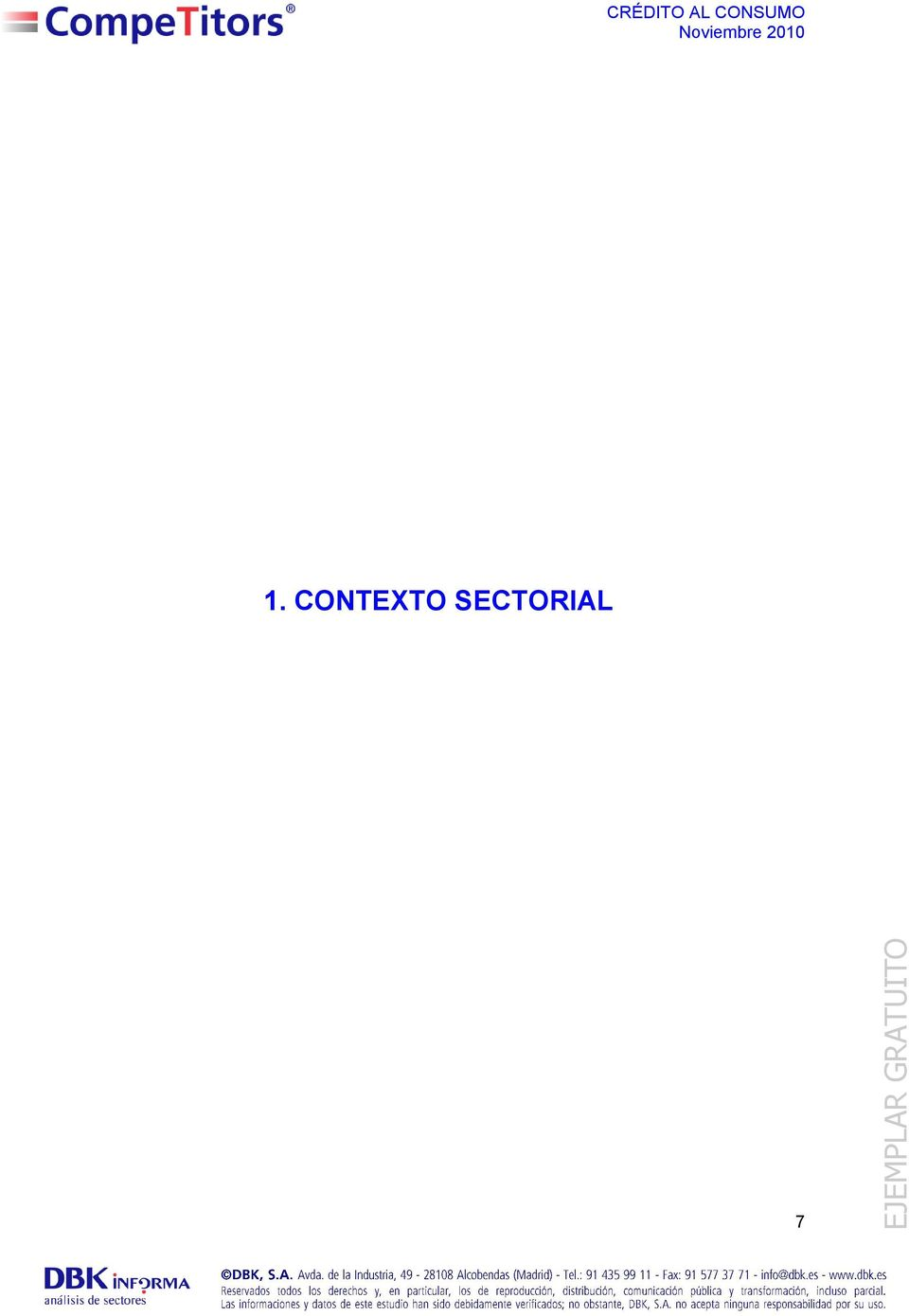 SECTORIAL