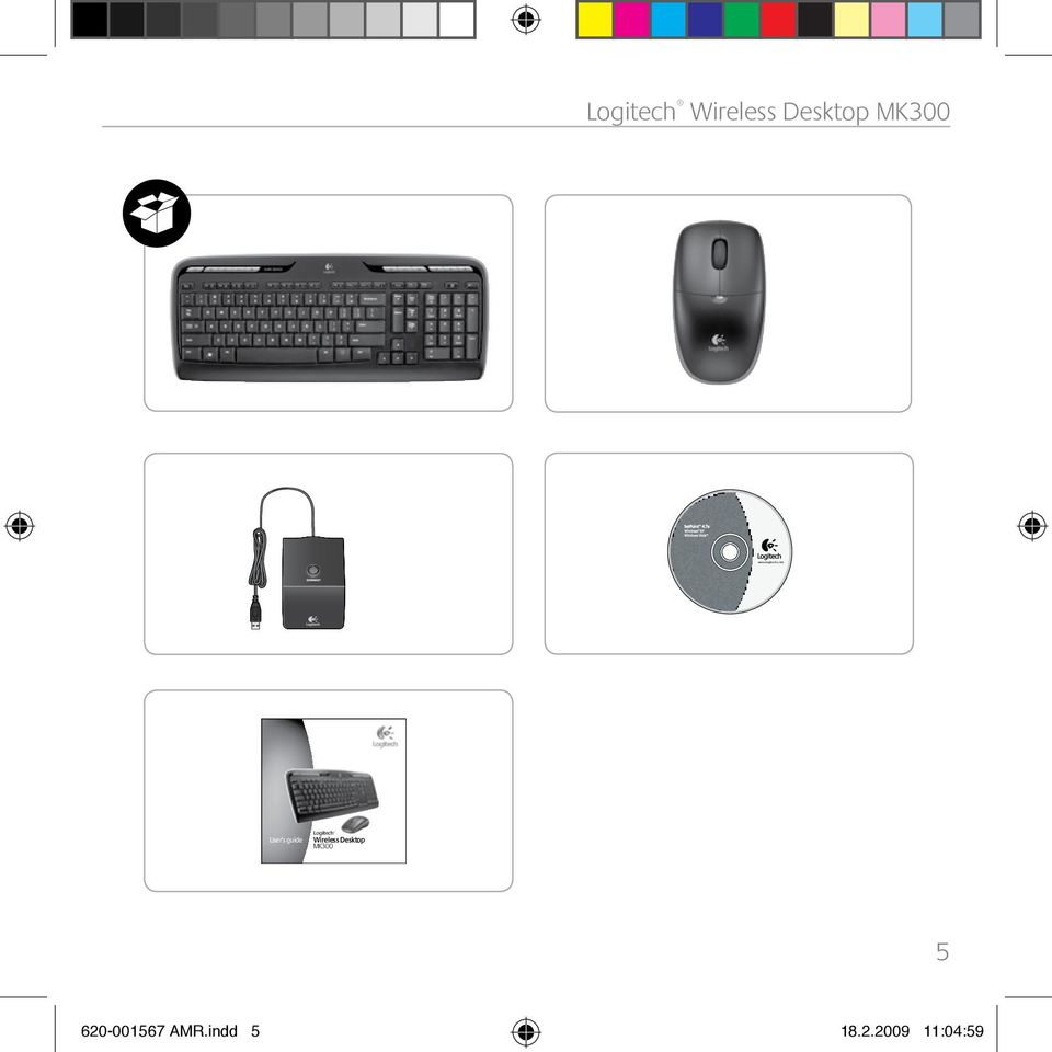 MK300 User s guide Logitech
