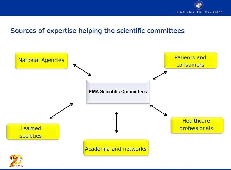 consumers EMA Scientific Committees Learned