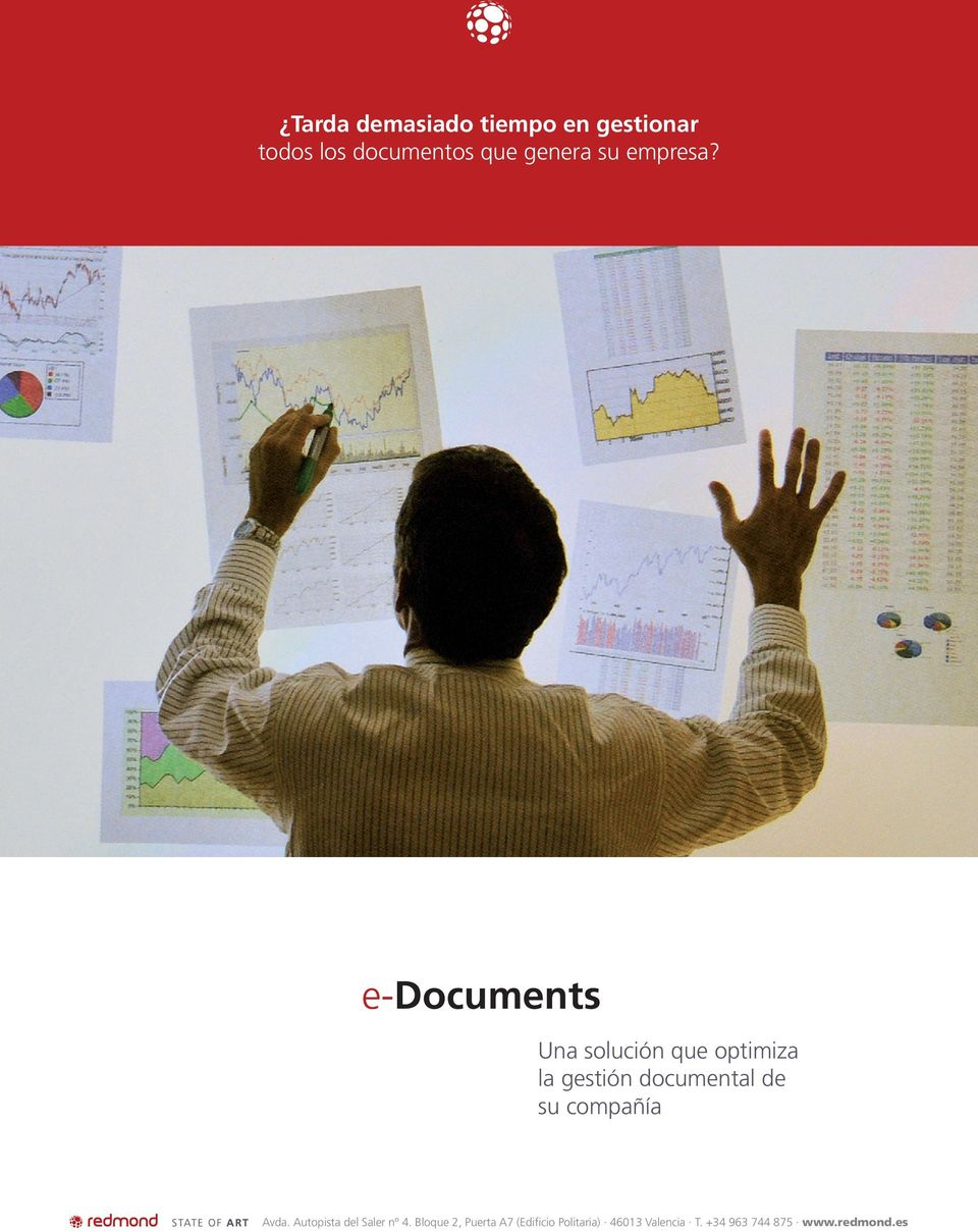 e-documents Una solución que optimiza la gestión documental de su
