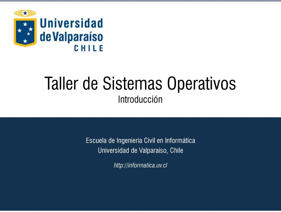 Ingeniería Civil en Informática