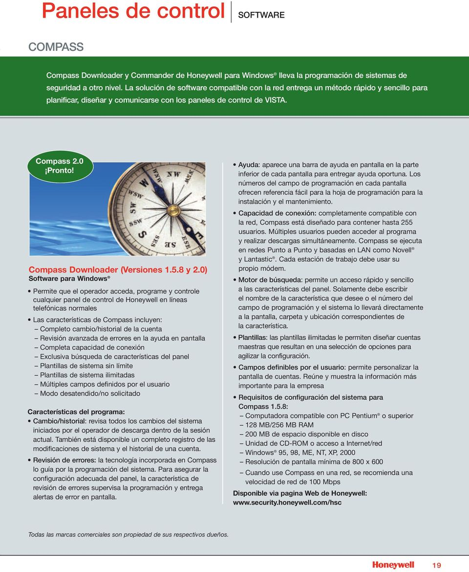 Compass Downloader (Versiones 1.5.8 y 2.