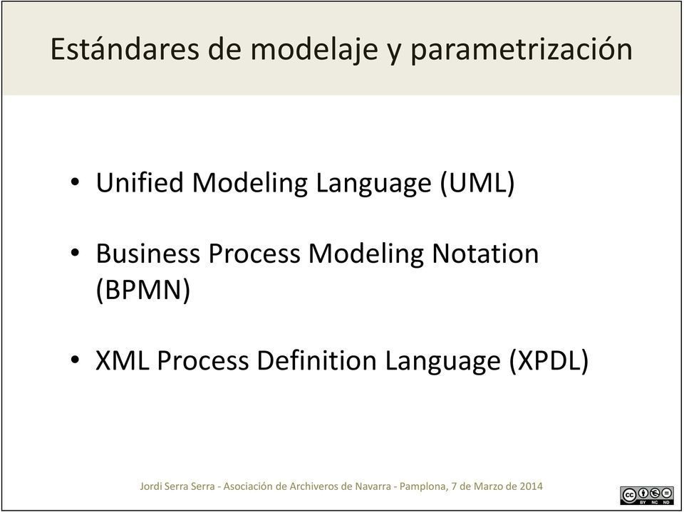 Language (UML) Business Process