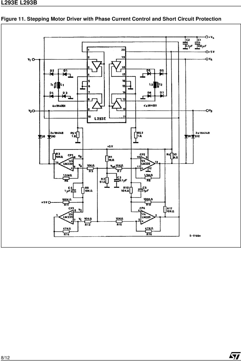 Phase Current Control and
