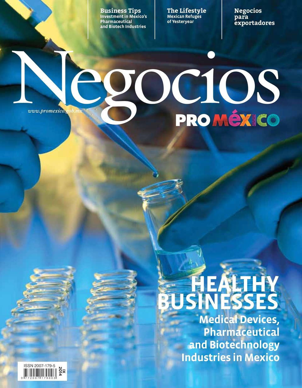 Yesteryear Negocios para exportadores HEALTHY BUSINESSES