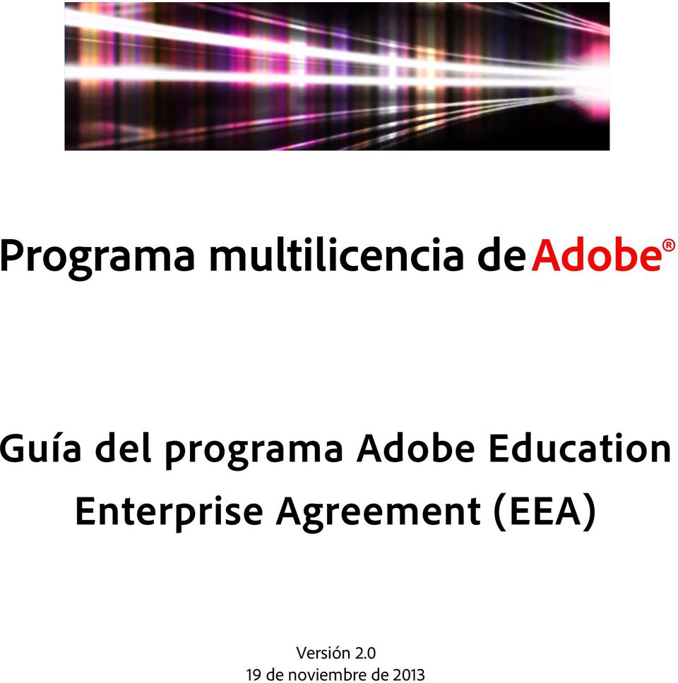 Education Enterprise Agreement