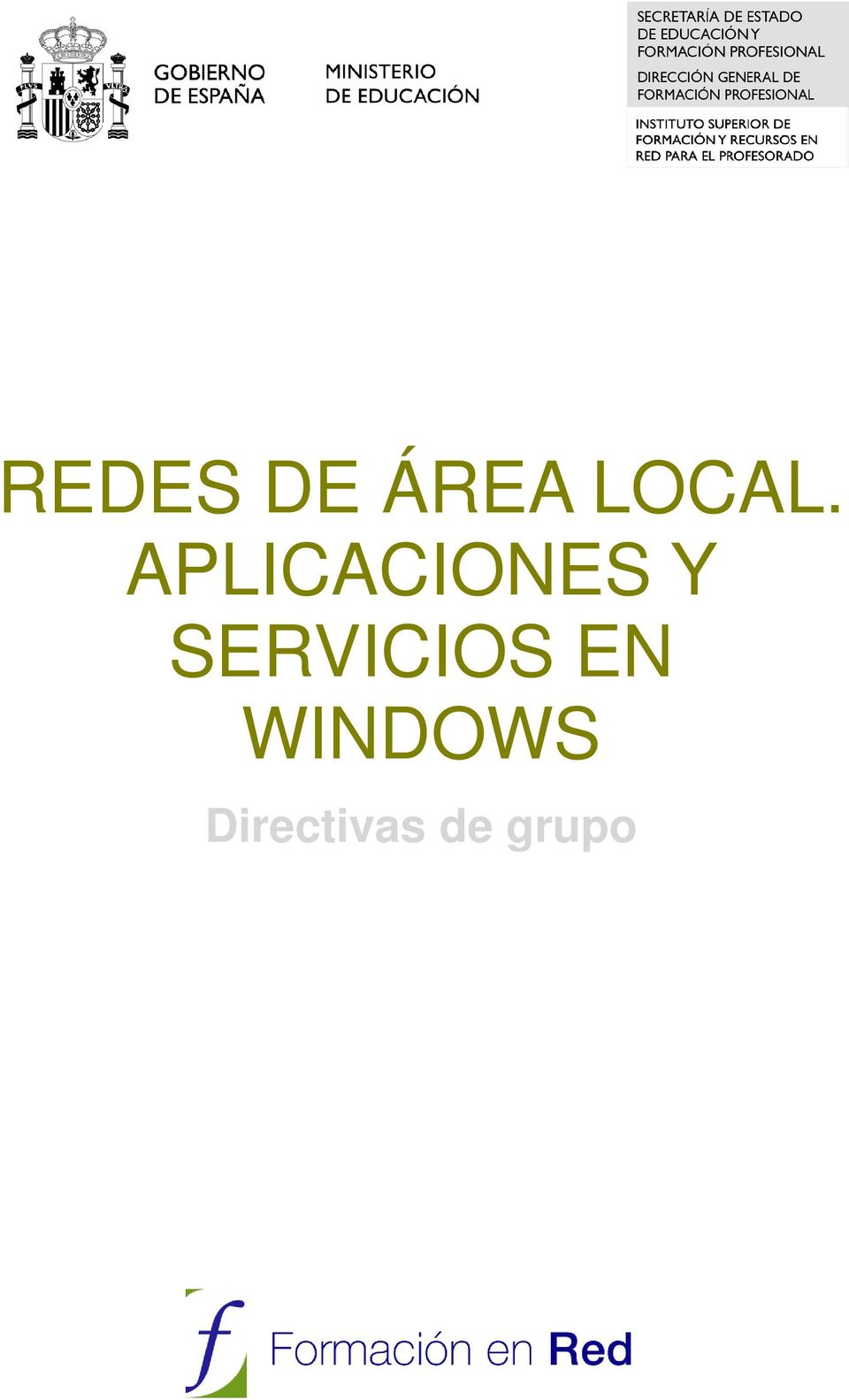 SERVICIOS EN WINDOWS