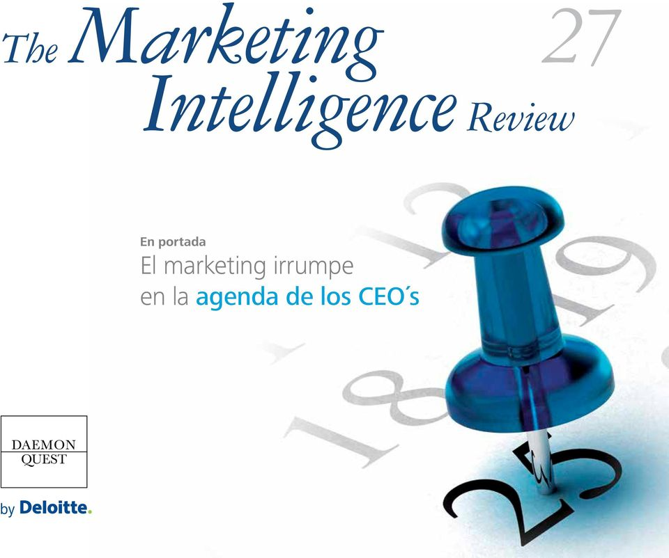 portada El marketing