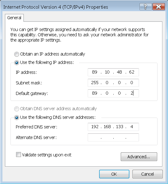 Administrative Tasks Remote Operation in a LAN 6.3.