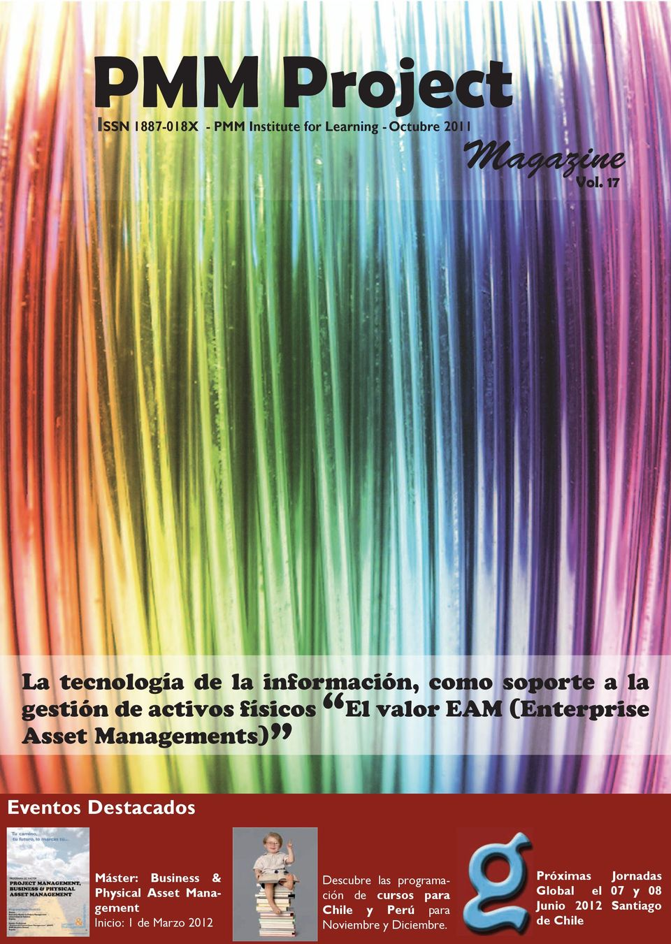 (Enterprise Asset Managements) Eventos Destacados Máster: Business & Physical Asset Management