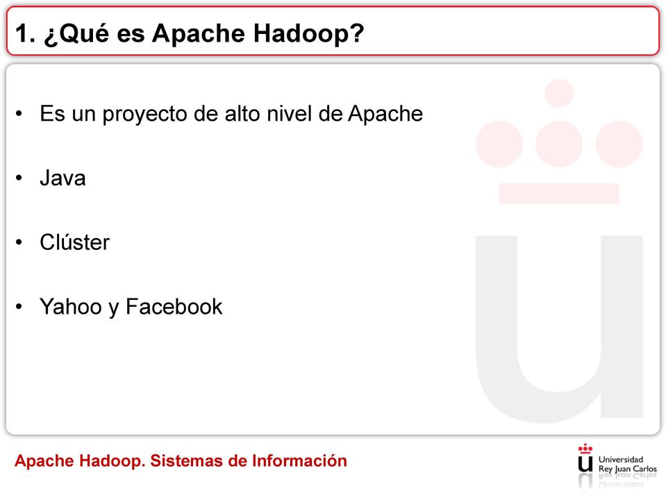nivel de Apache Java