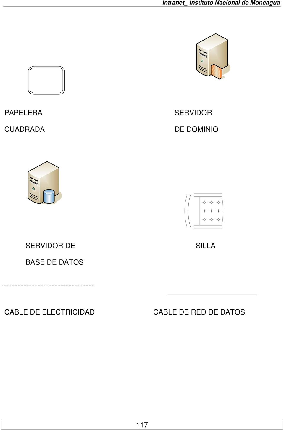 BASE DE DATOS CABLE DE