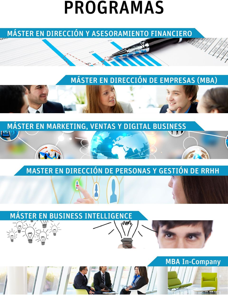 (MBA) Máster en marketing, ventas y digital business MASTER EN