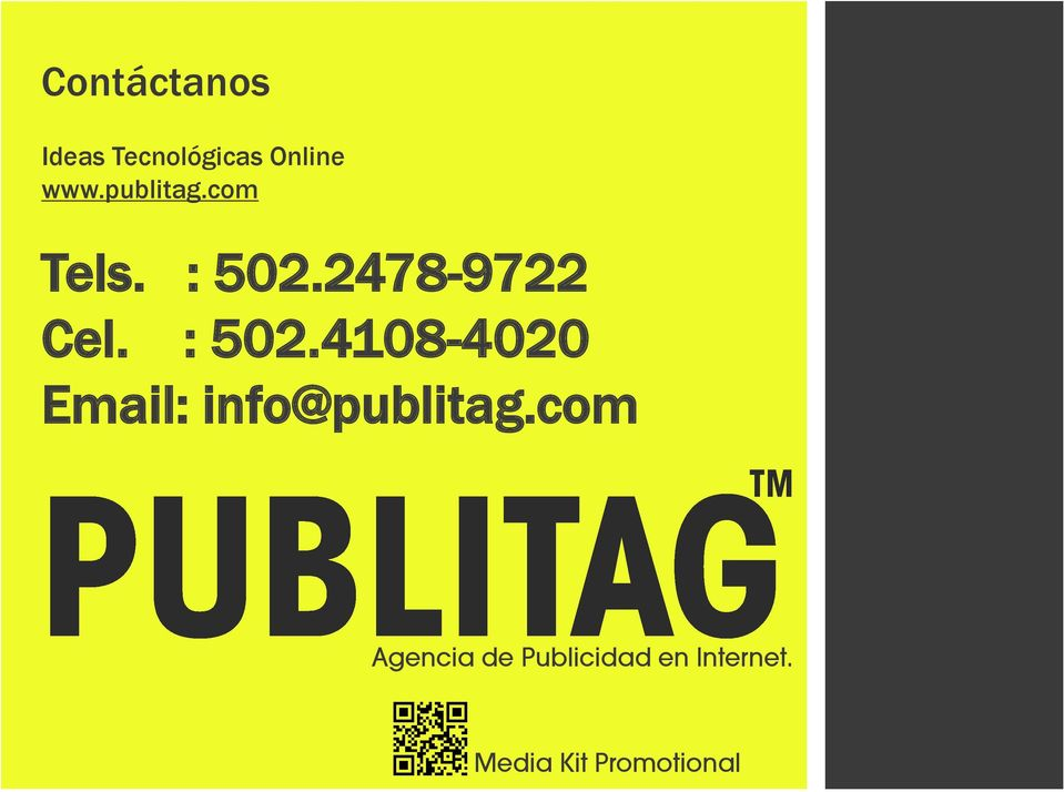 : 502.4108-4020 Email: info@publitag.