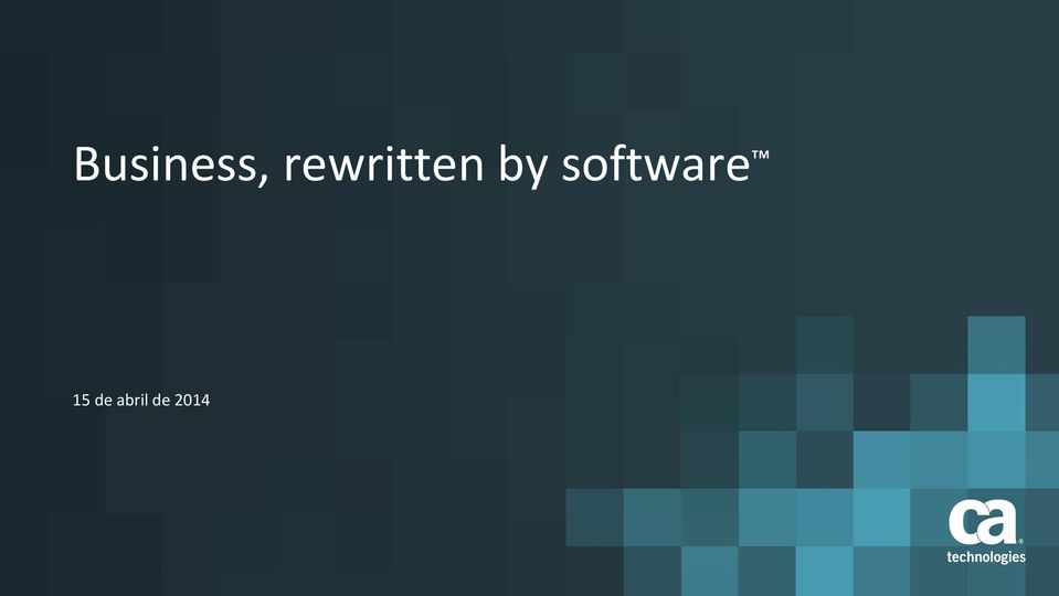 software 15