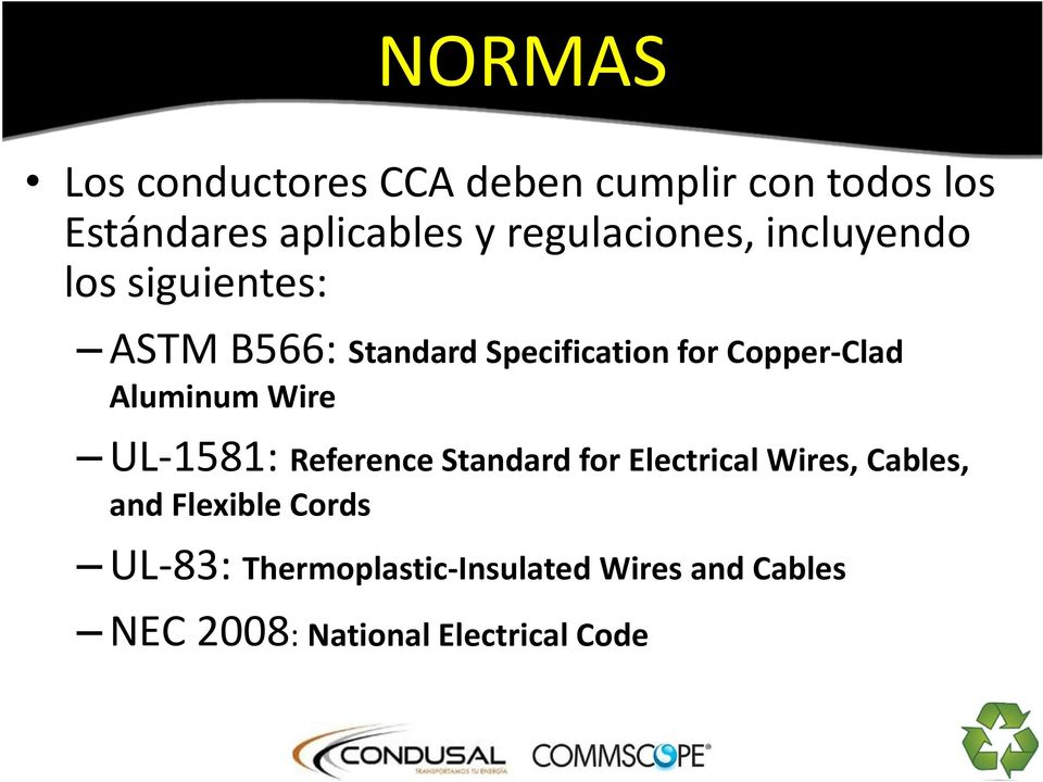 Copper-Clad Aluminum Wire UL-1581: Reference Standard for Electrical Wires, Cables,