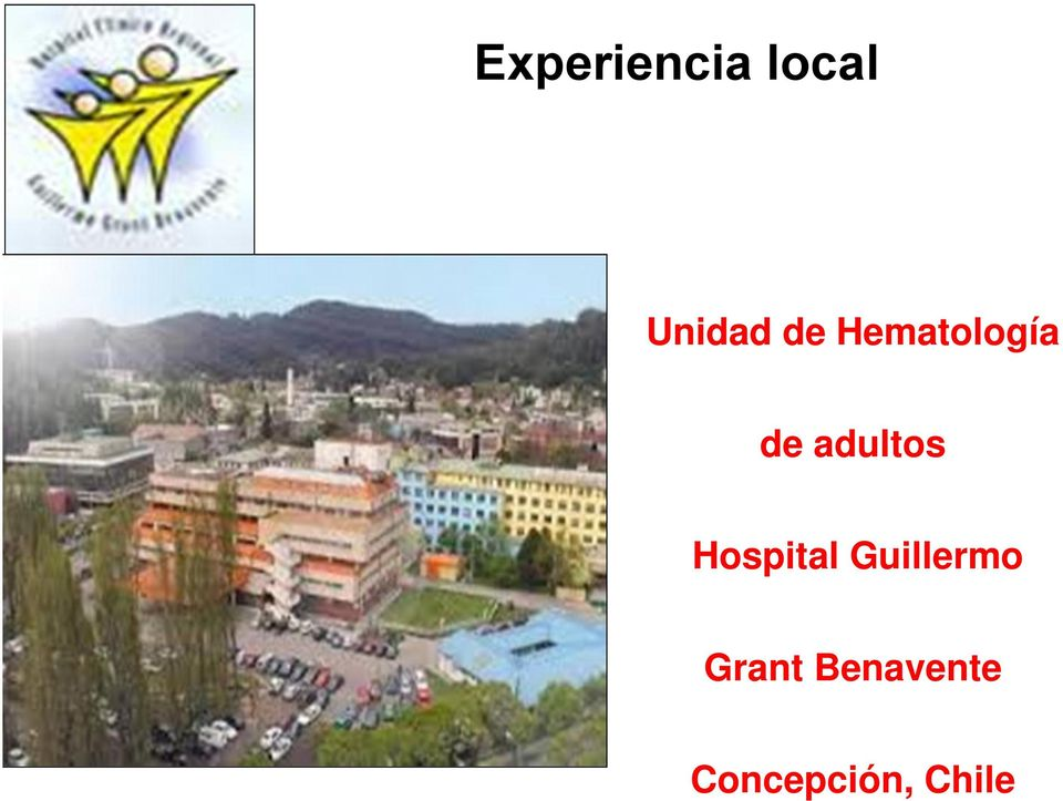 Hospital Guillermo Grant