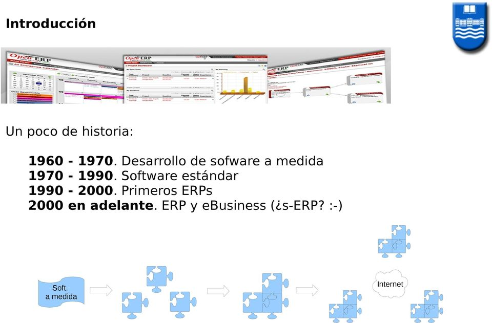Software estándar - 2000.