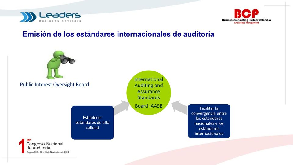 International Auditing and Assurance Standards Board IAASB Facilitar