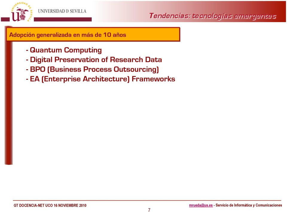 Research Data - BPO (Business Process