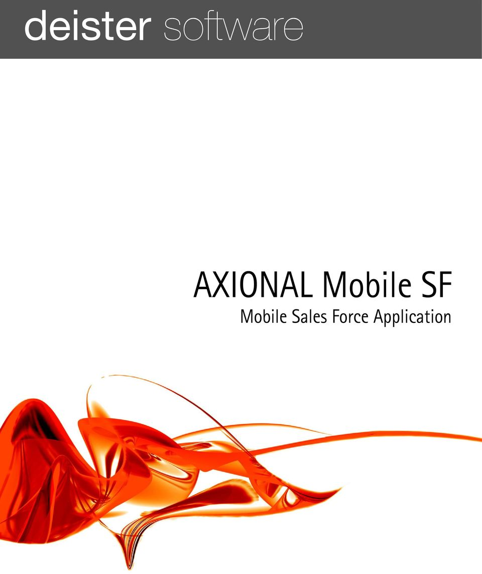 SF Mobile Sales