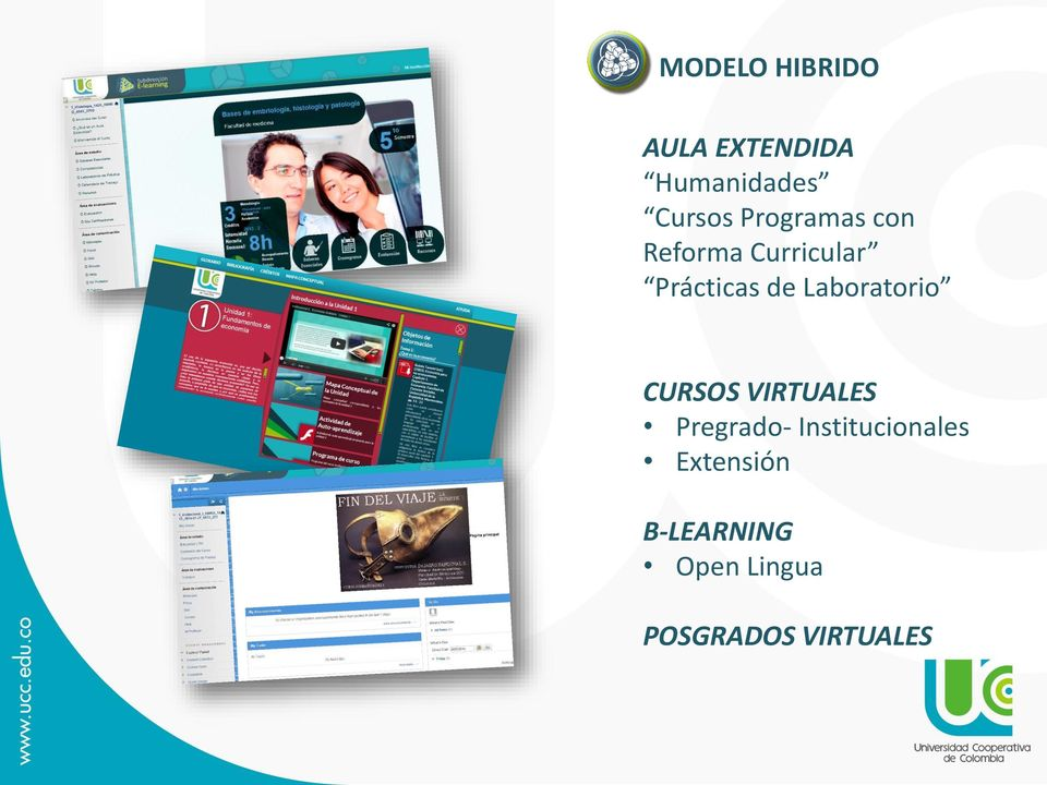 Laboratorio CURSOS VIRTUALES Pregrado-