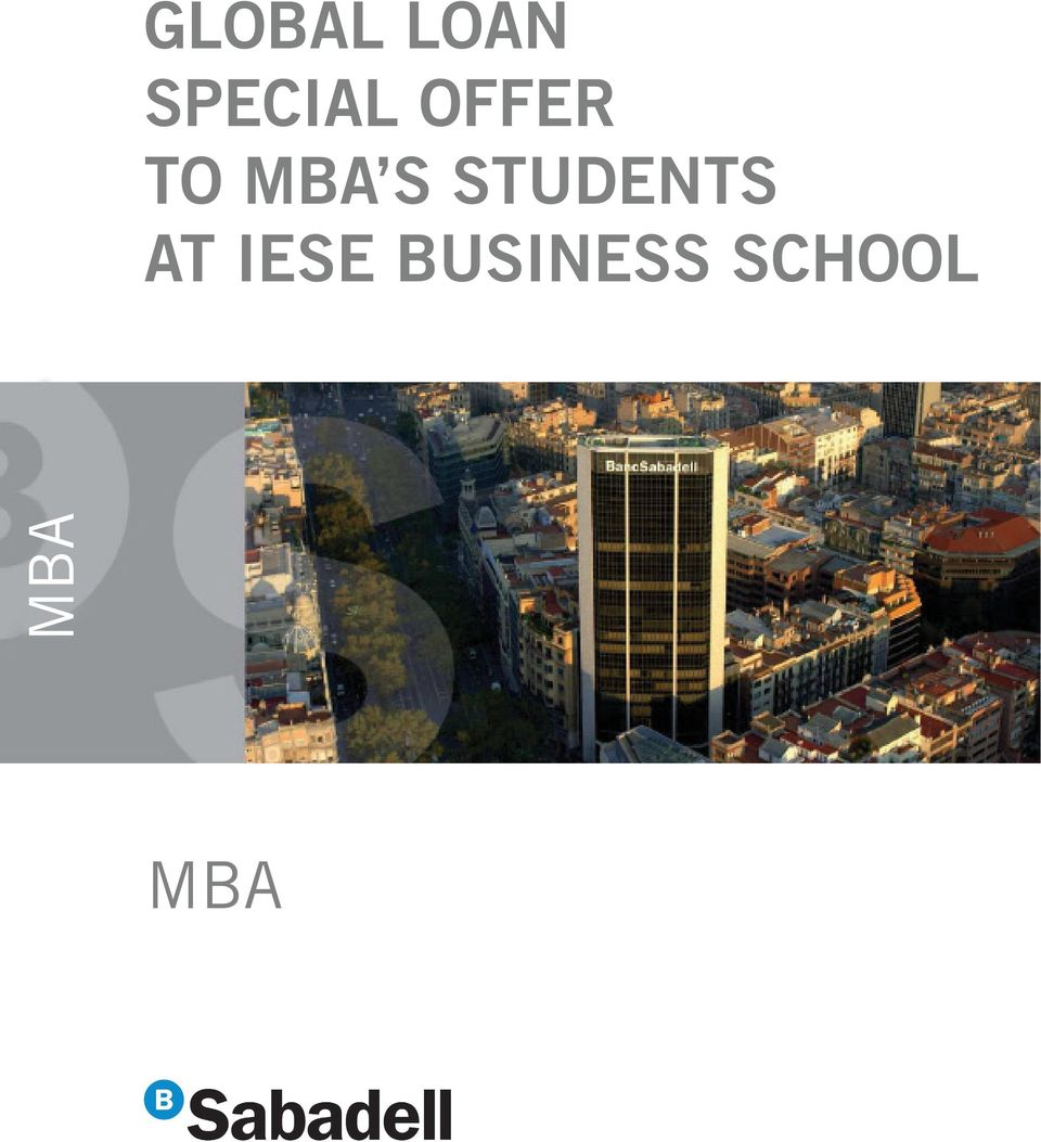 MBA S STUDENTS AT