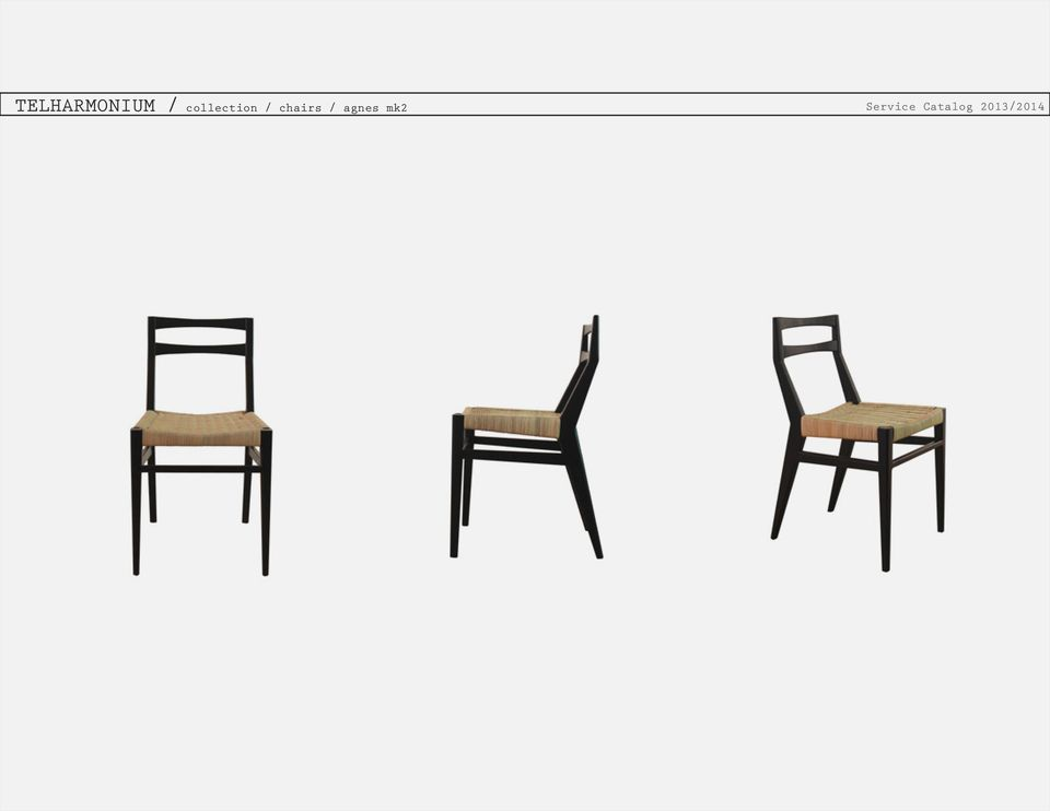 chairs / agnes