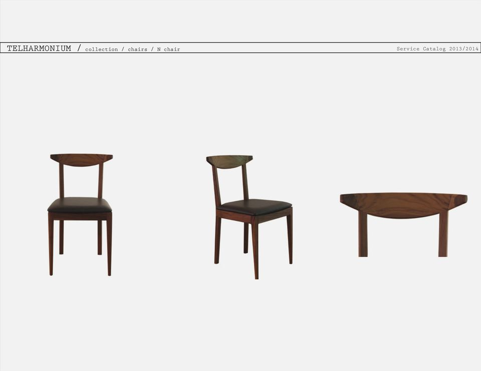chairs / N chair