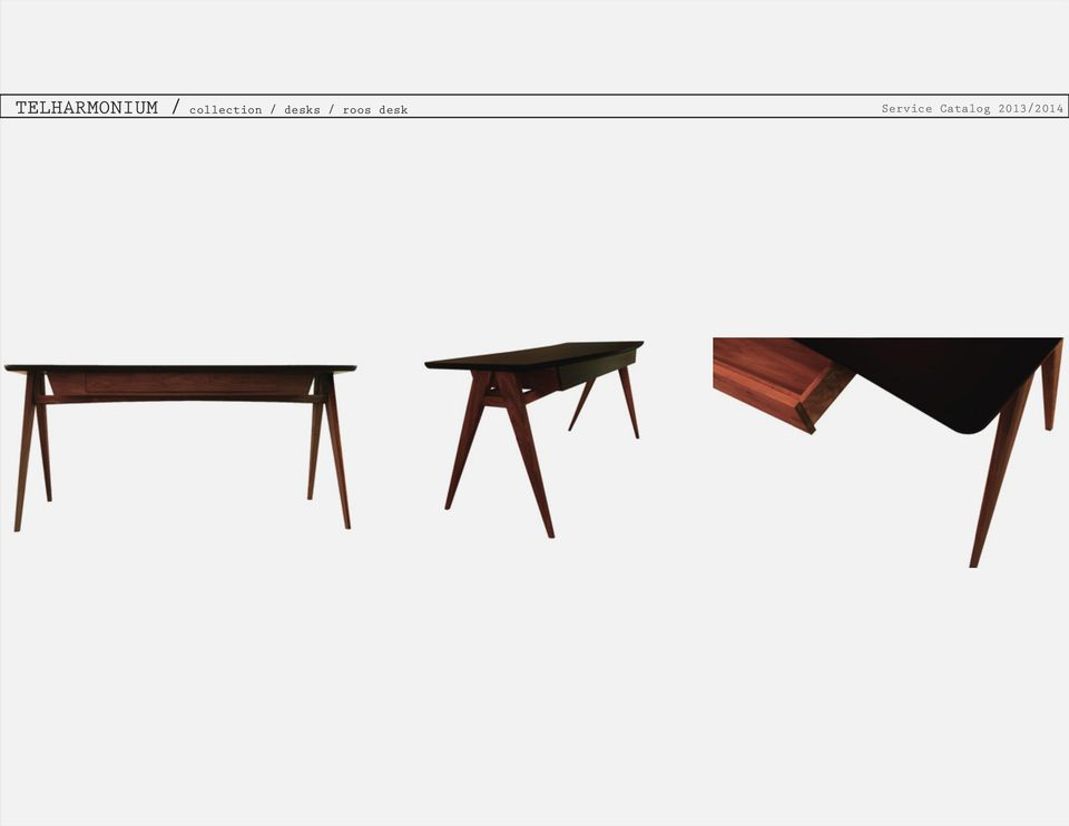 desks / roos desk