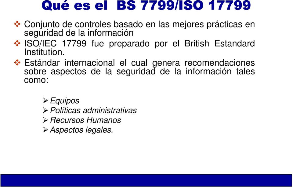 fue preparado por el British Estandard Institution.
