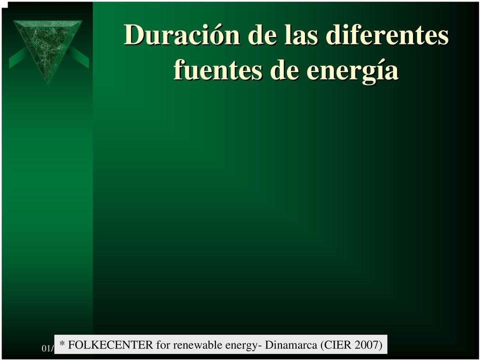 energía * FOLKECENTER for