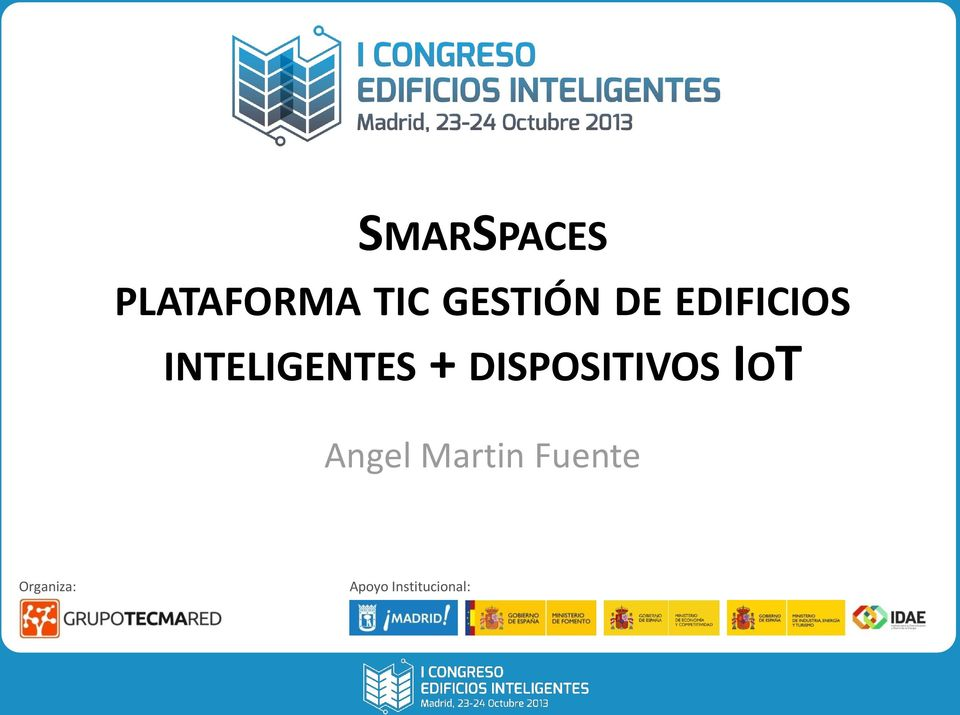 INTELIGENTES + DISPOSITIVOS IOT