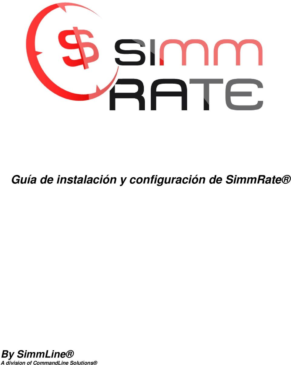 SimmRate By SimmLine A