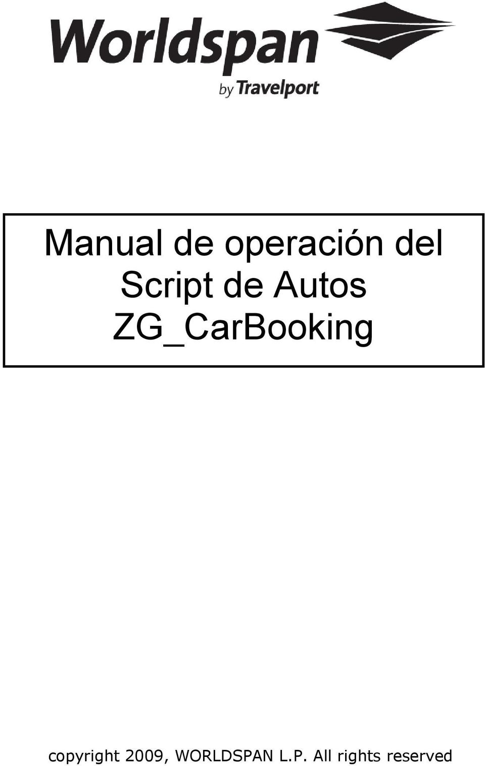 ZG_CarBooking copyright
