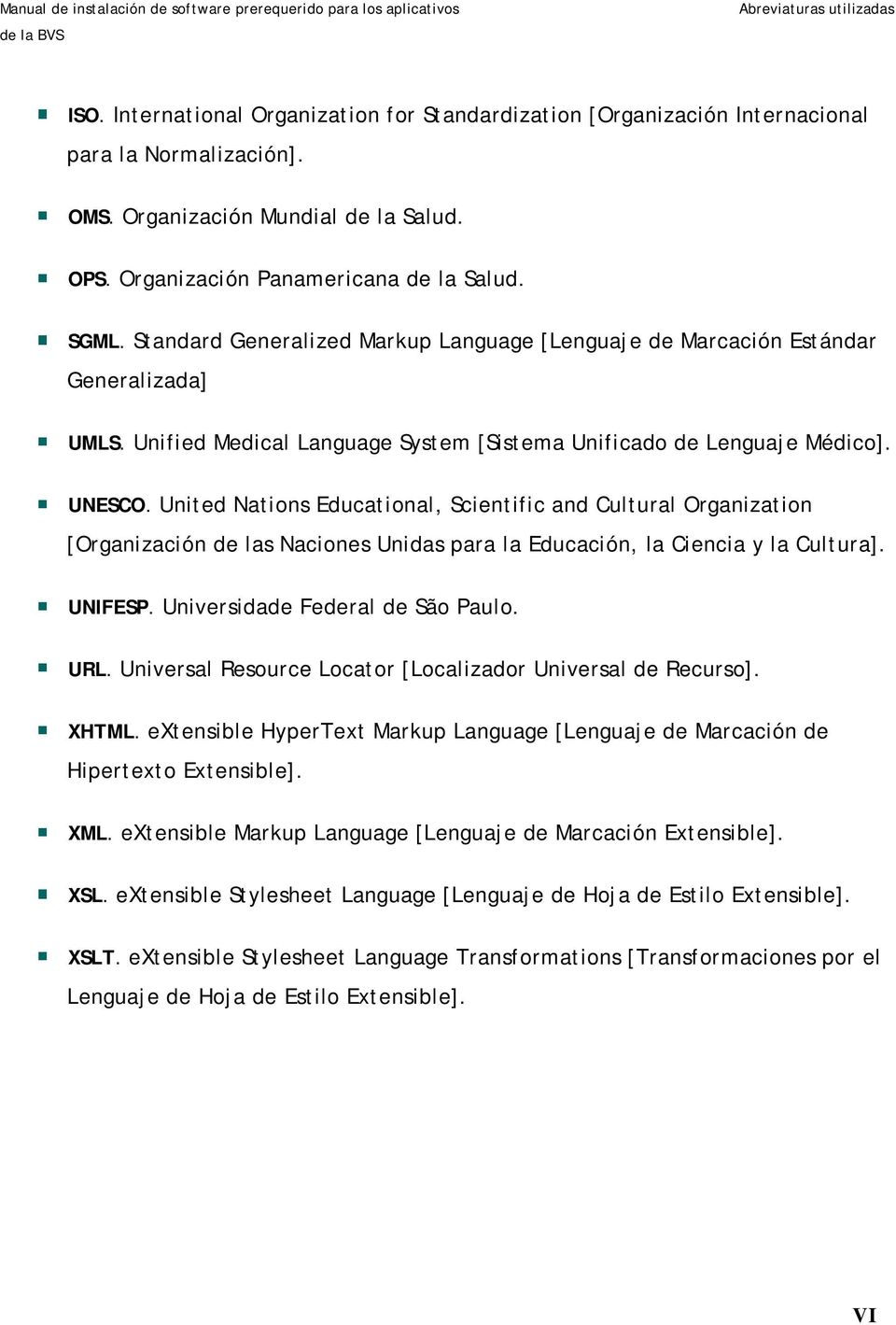 Unified Medical Language System [Sistema Unificado de Lenguaje Médico]. UNESCO.