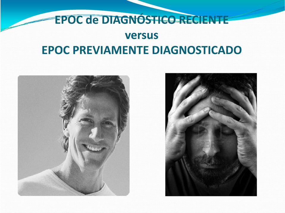 DIAGNOSTICADO EPOC PREVIAMENTE
