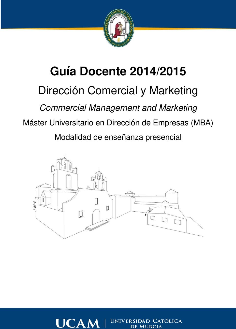 Marketing Máster Universitario en Dirección