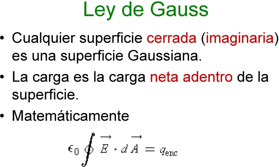 superficie Gaussiana.