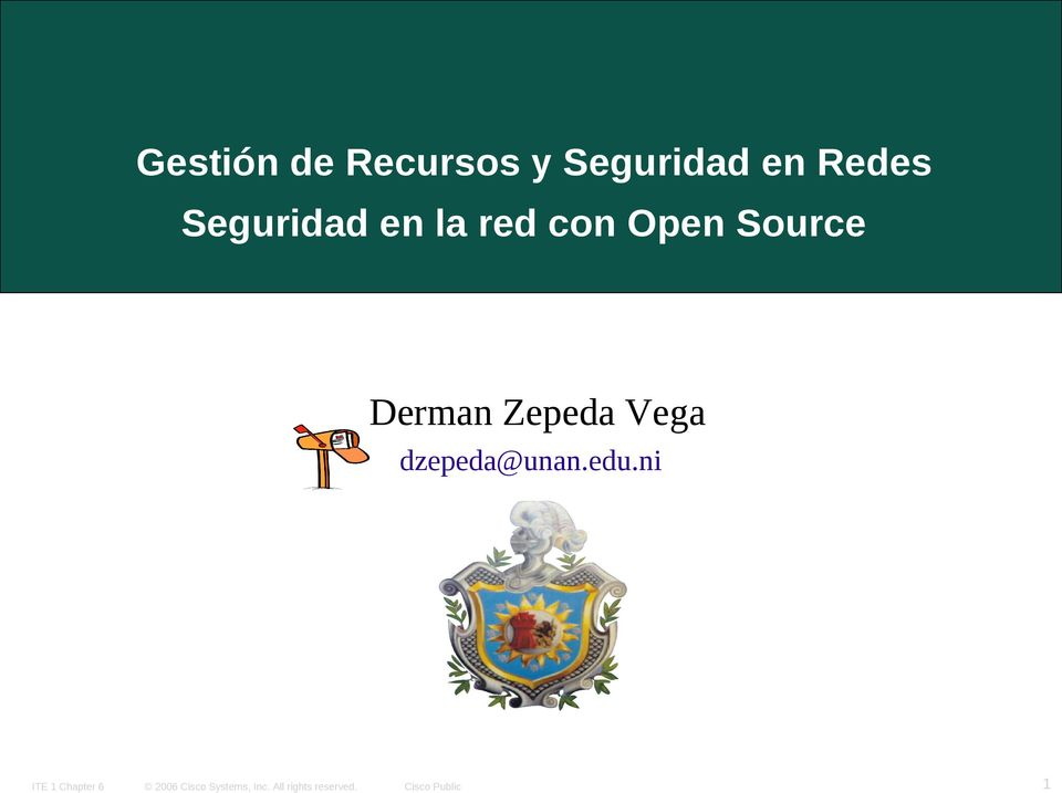 en la red con Open Source