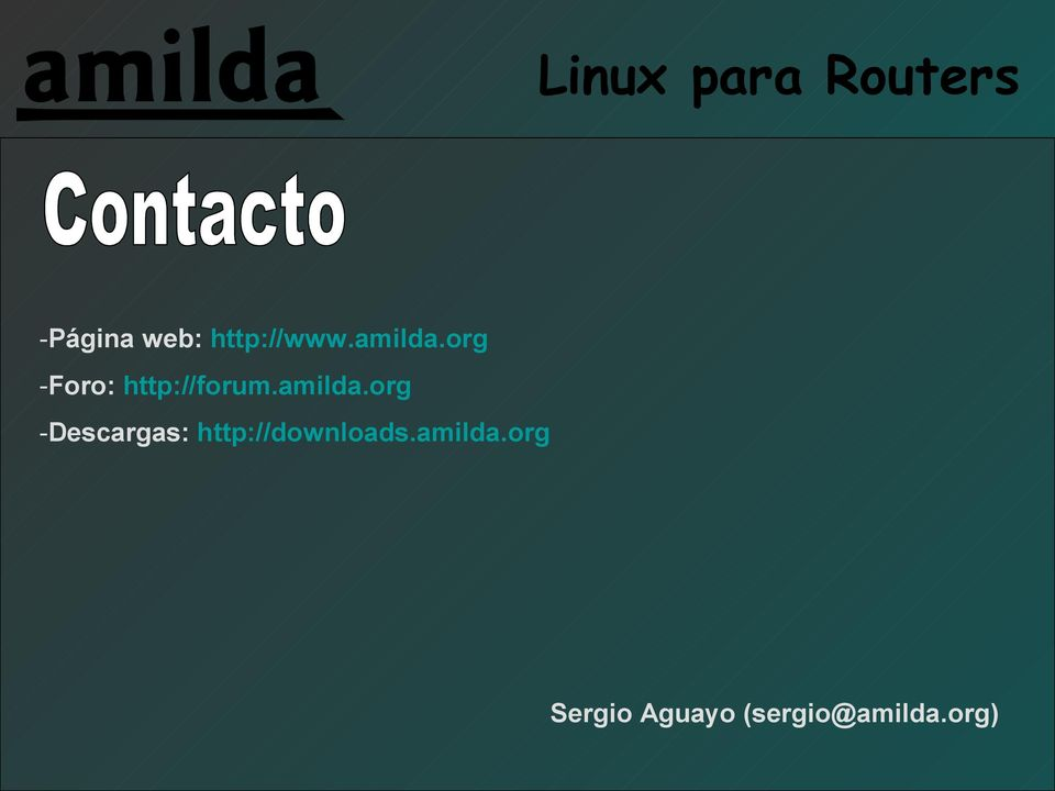 org -Descargas: http://downloads.