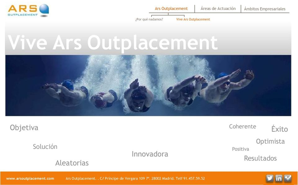 Outplacement Objetiva Coherente