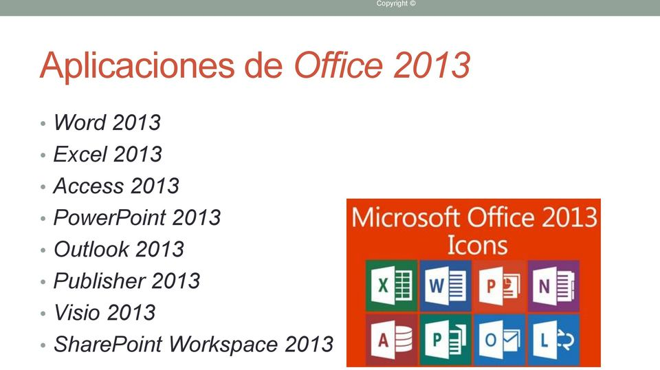 PowerPoint 2013 Outlook 2013
