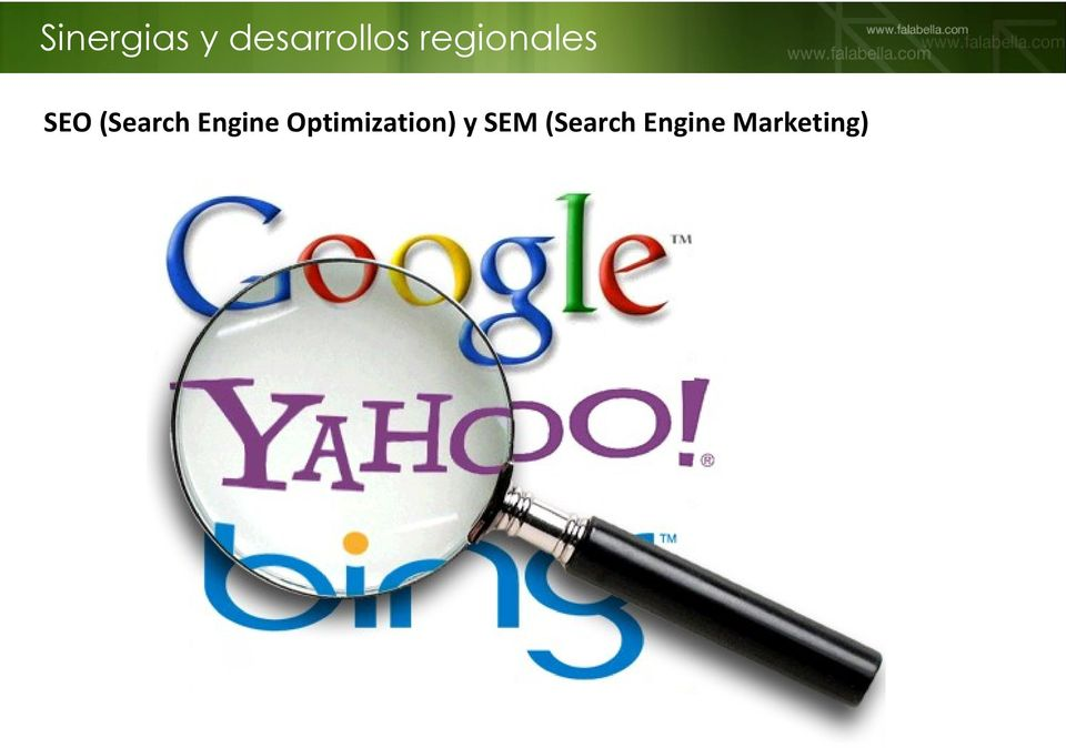 Engine Optimization) y