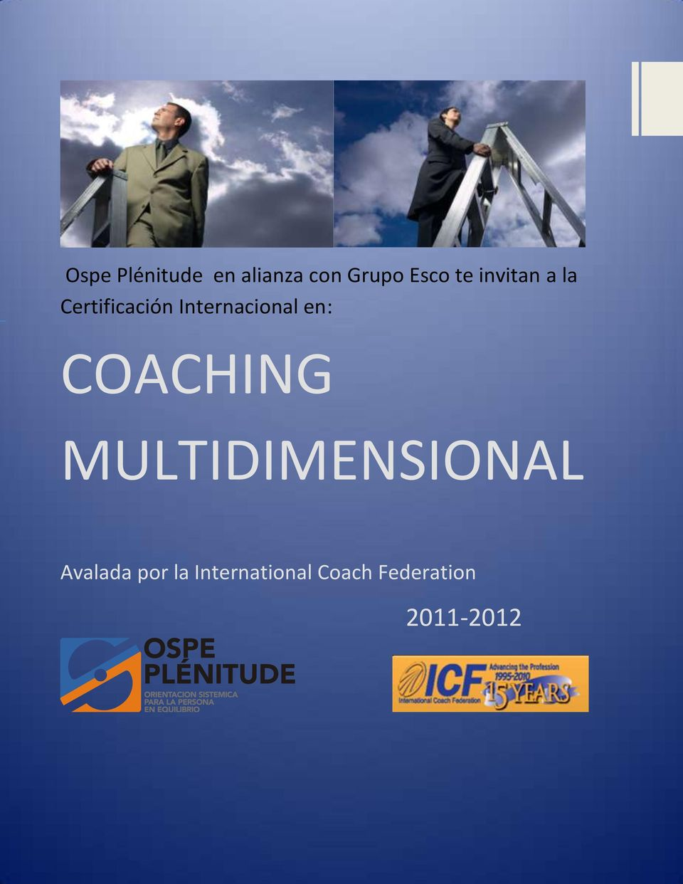 Internacional en: COACHING