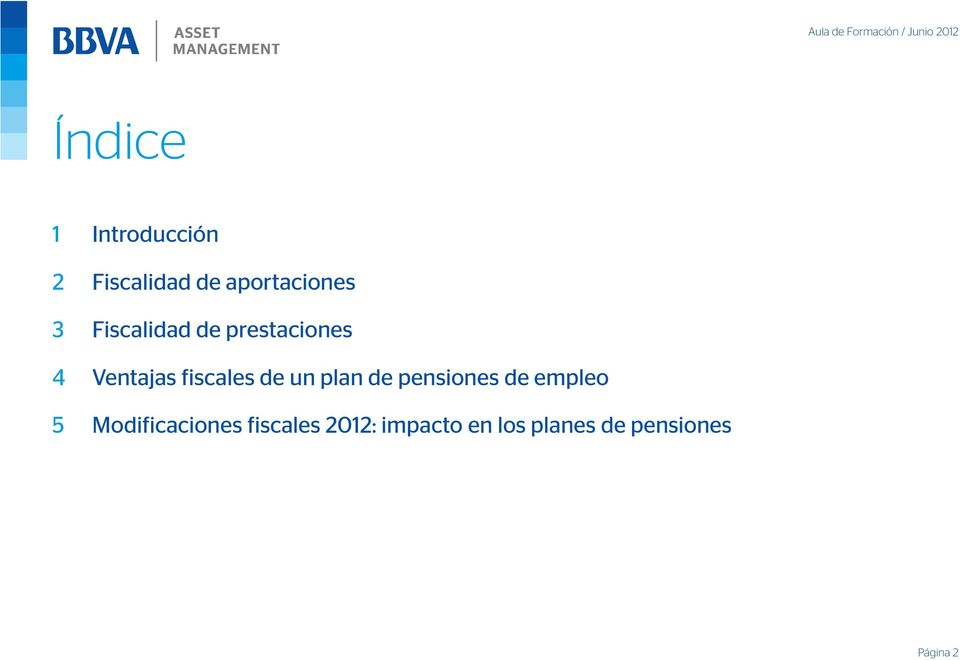 plan de pensiones de empleo 5 Modificaciones