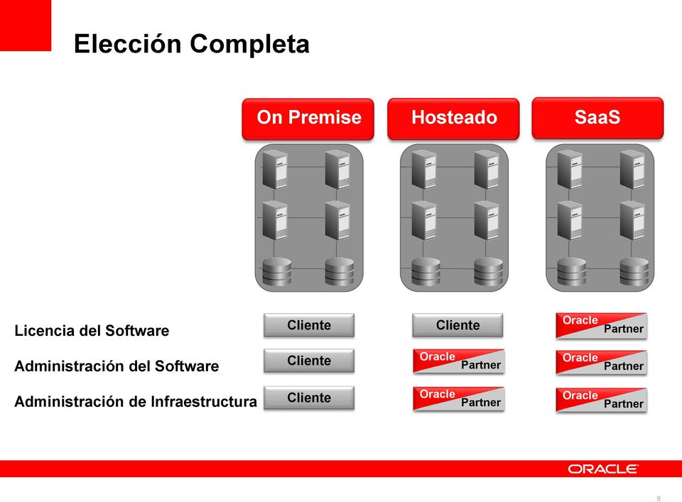 Software Cliente Oracle Partner Oracle Partner