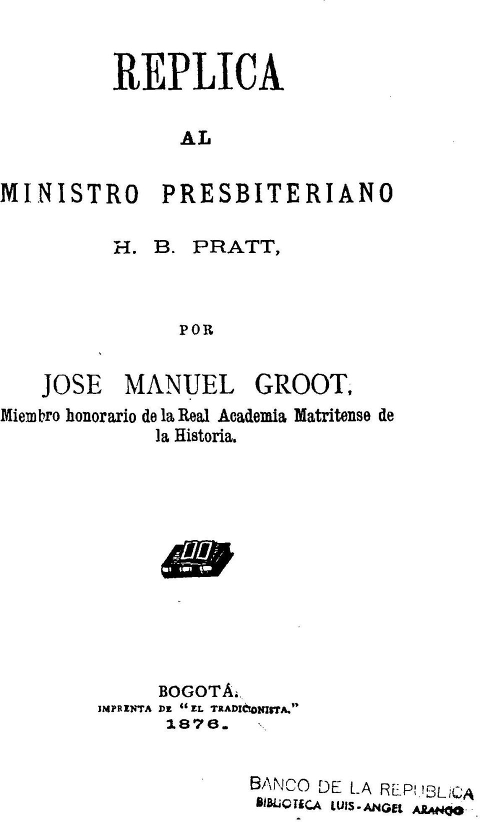 honorario de la Real Academia.