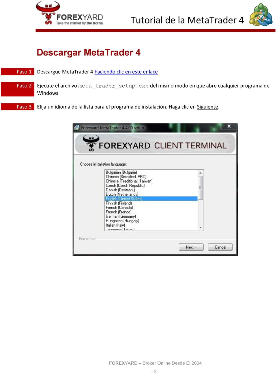 Forexyard 4