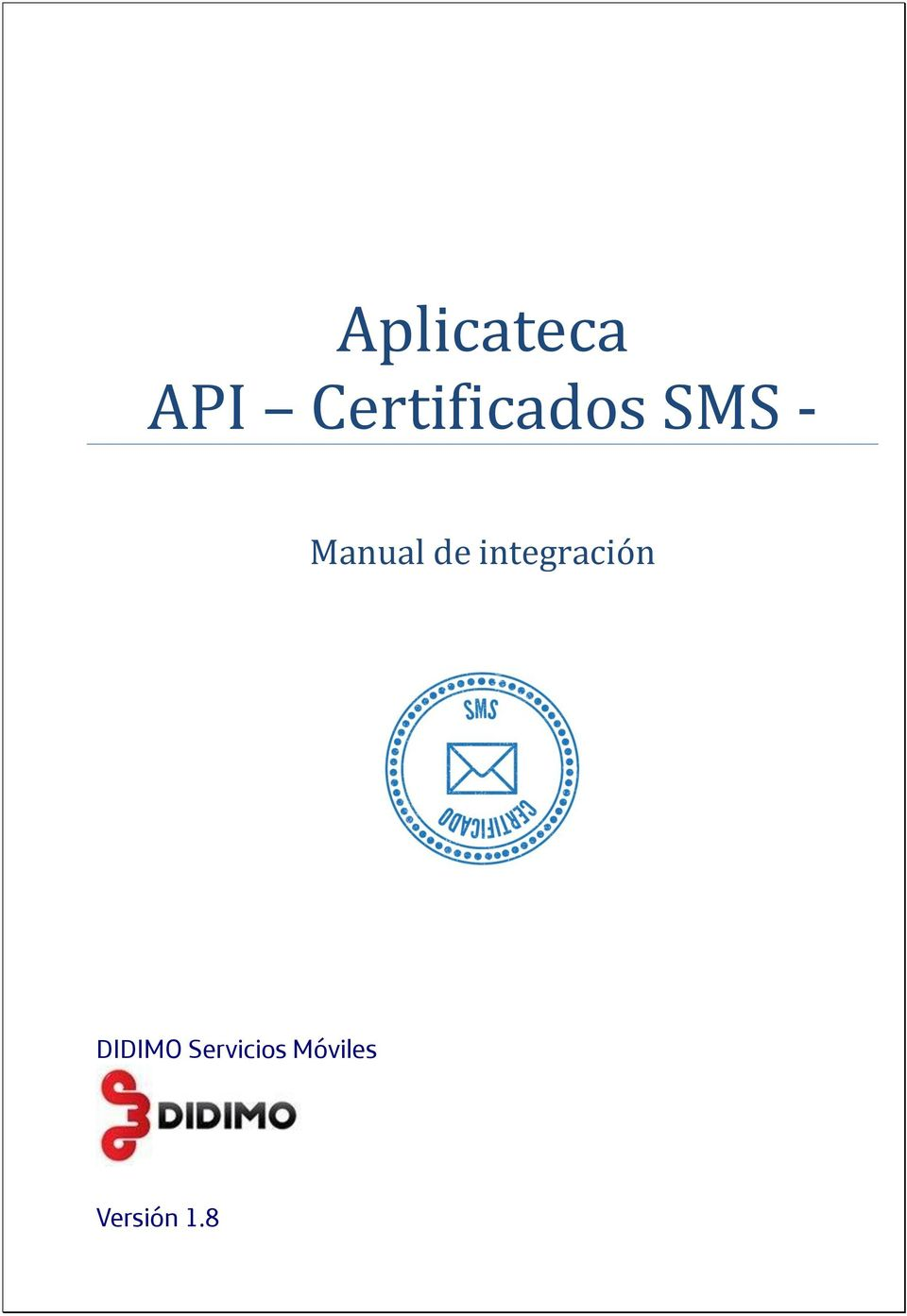 Manual de integración